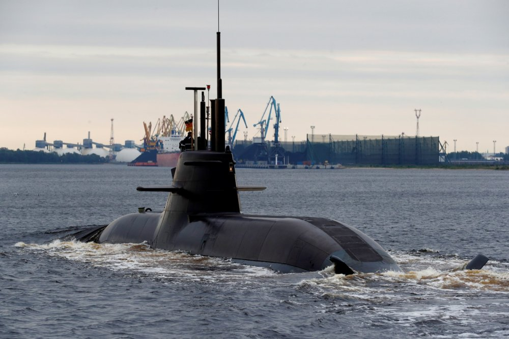 All U S  Navy Submarines Are Nuclear Powered  But That
