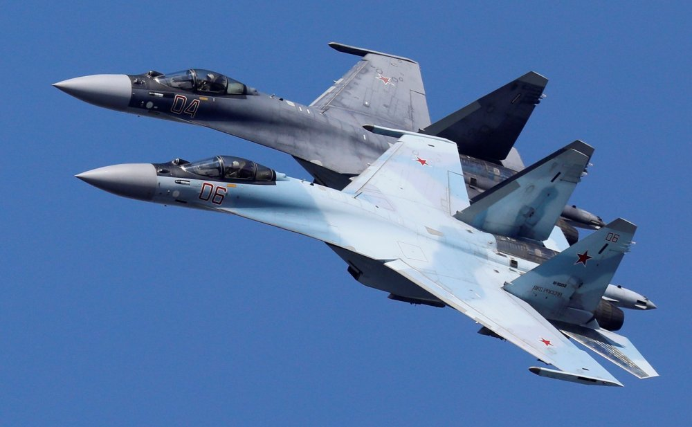 Why China's Air Force Keeps Buying More Russian Su-35