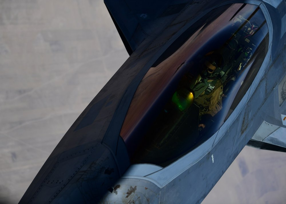 How France Went to 'War' Against the F-22 Raptor (And Won) | The