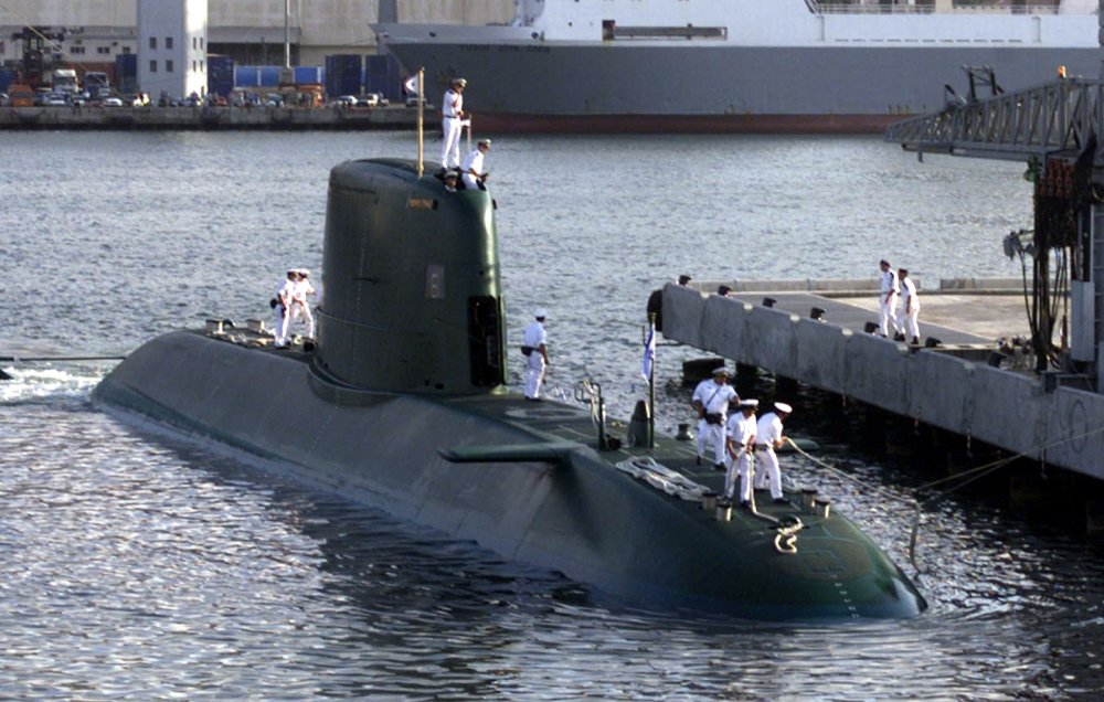 Introducing Israel's Deadly Dolphin-Class Submarine (Armed with