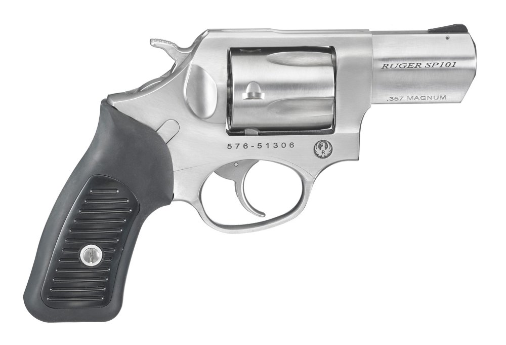 Meet Ruger's SP101 Compact Revolver: The Ideal Gun for Self