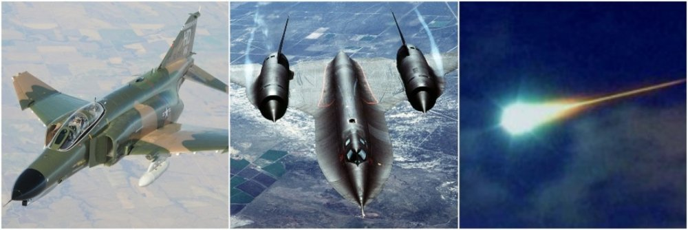 How An F-4 Phantom II