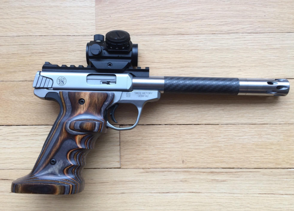 Range Warrior: This Is the Only Gun You Could Ever Need For