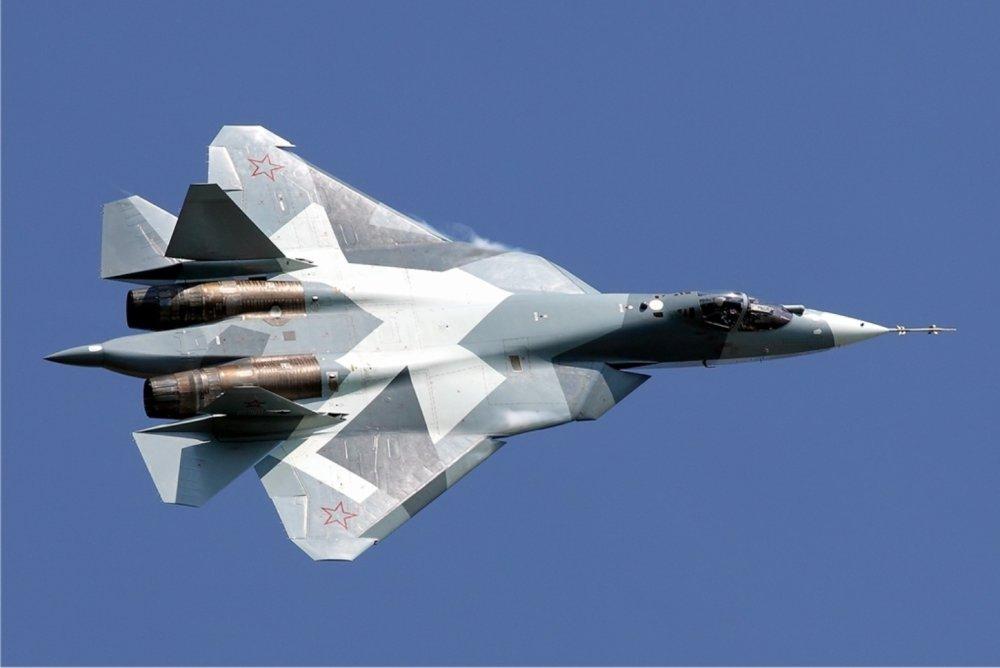 """O Su-57 poderá em breve ser um caça """"super furtivo"""" de sexta geração"""