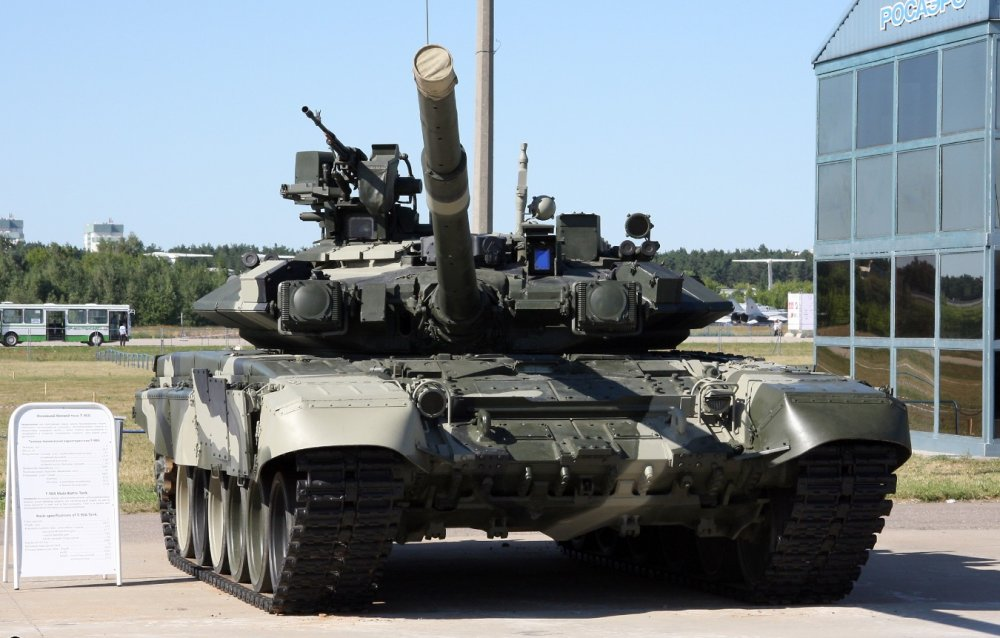 Everything You Need to Know About Russia's New T-90M Tank