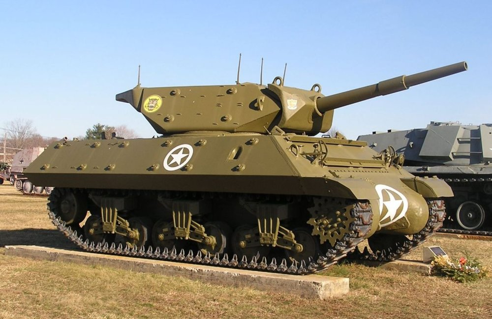 The Army's World War II Panzer Killers Were No Paper Tiger