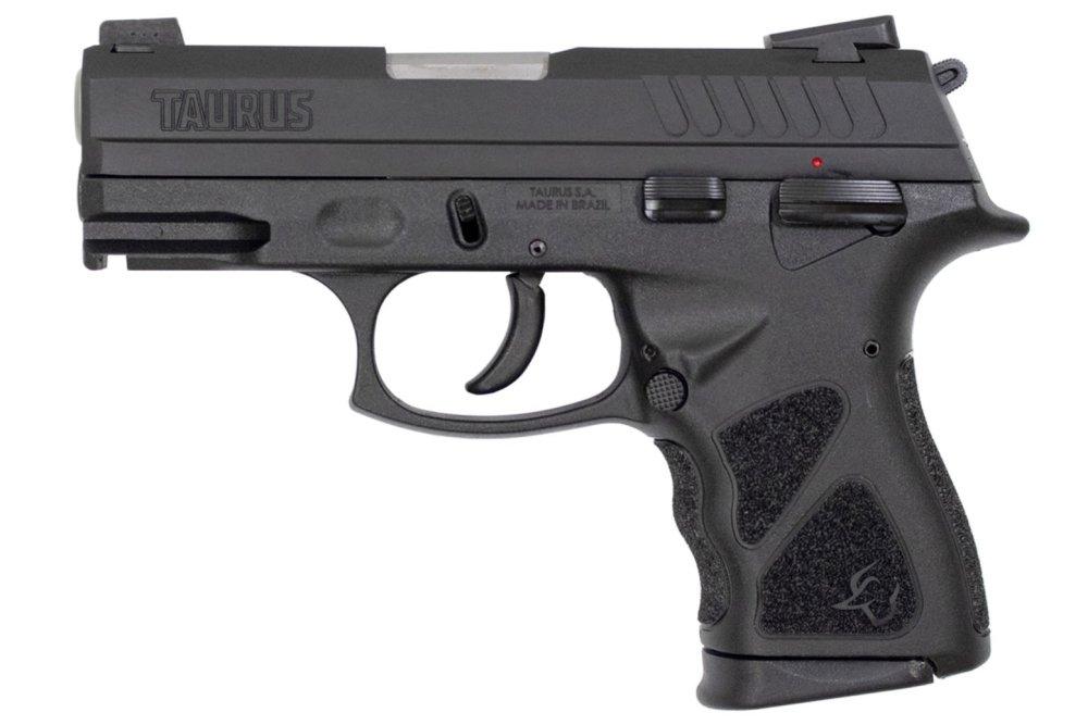 Top Pick: Why the Taurus TH9 Compact Is A Self Defense Gun