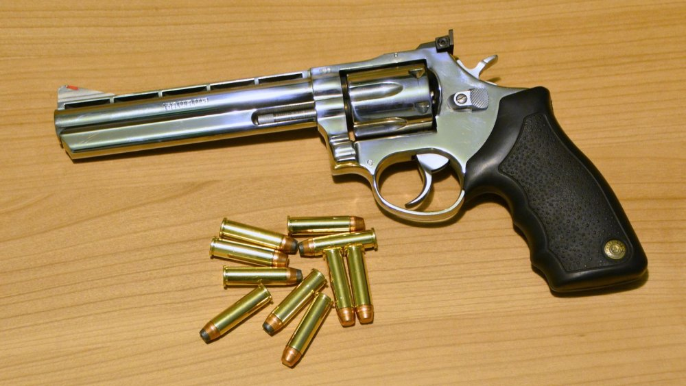 Old School Guns: These Are the Best  357 Magnum Revolvers of