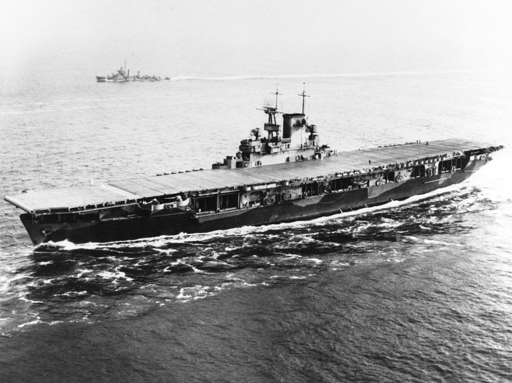The USS Wasp: The Worst U S  Navy Aircraft Carrier of World