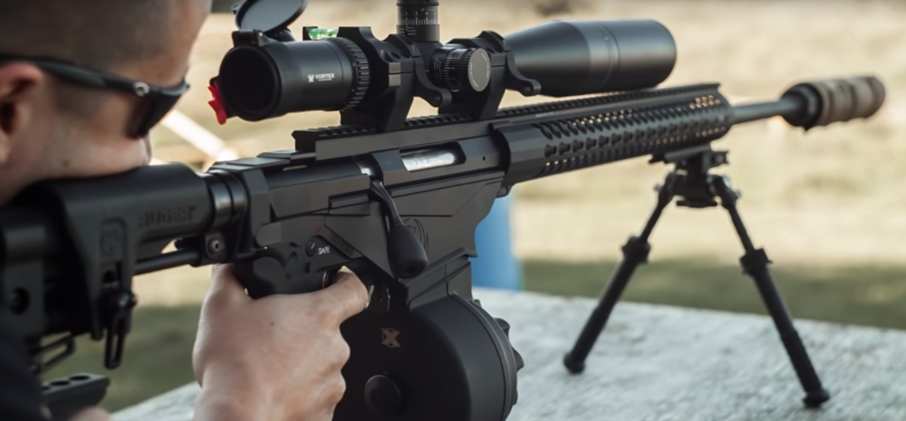 Ruger's Precision Rifle Is One of the World's Best For Too