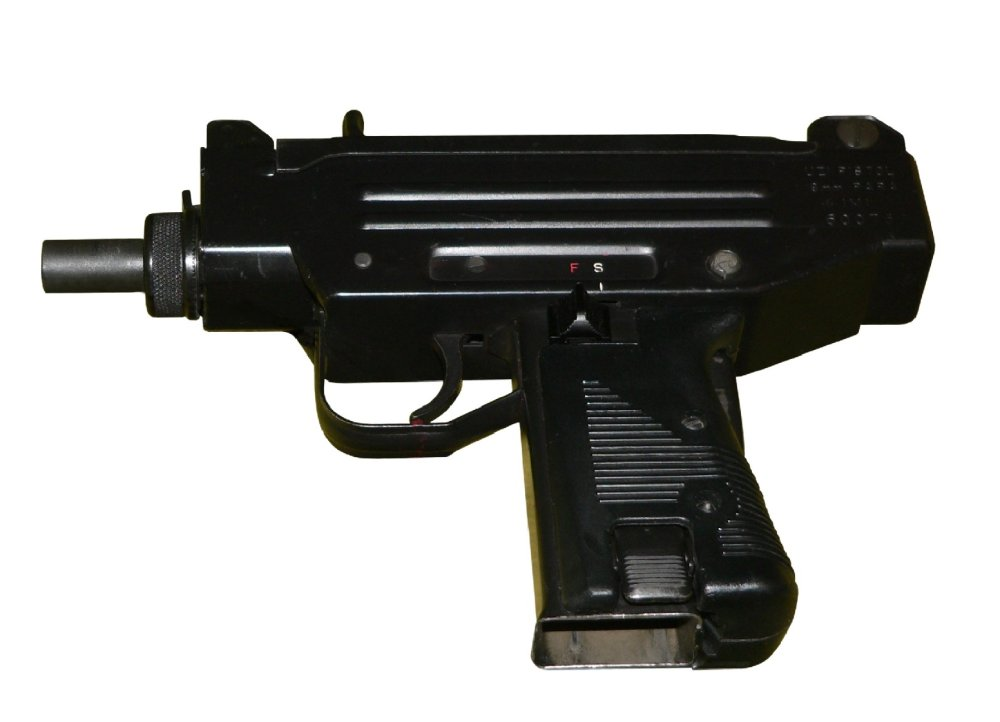 The Uzi Submarine Gun Was a Monster: What You Need to Know | The