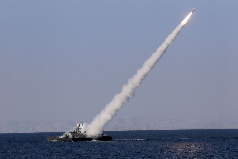 Image result for How will the United States fight Iranian missiles against the Gulf?
