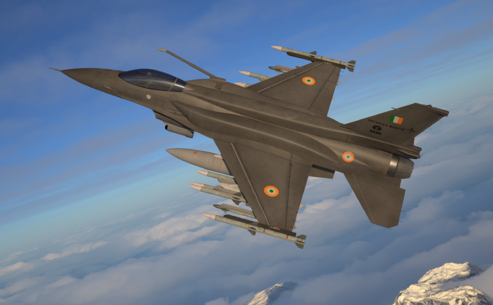 Meet the 'New' F-21 Fighter: An F-16 On Steroids (With F-22 and F-35