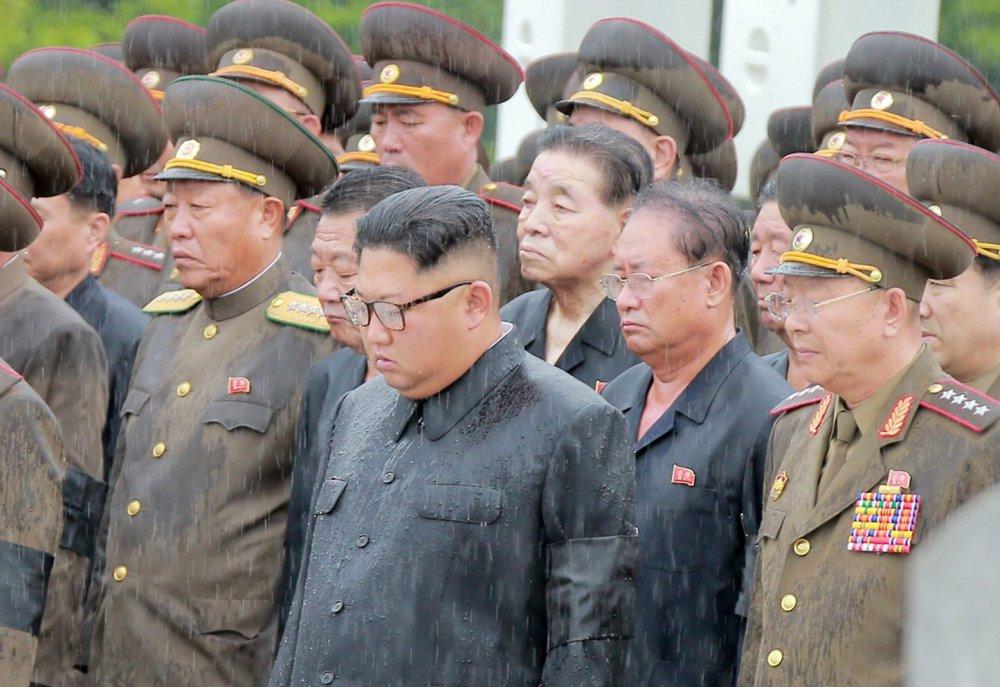 North Korea leader orders demolition of South Korea-made resort facilities
