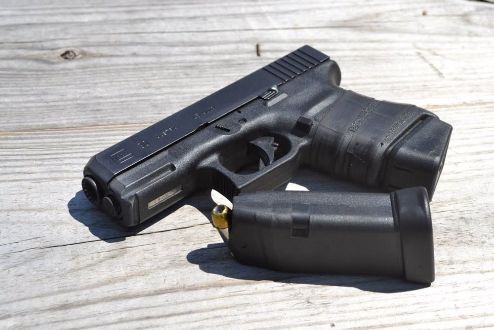 A Cannon In Your Pocket: Why No One Messed with the Glock 30