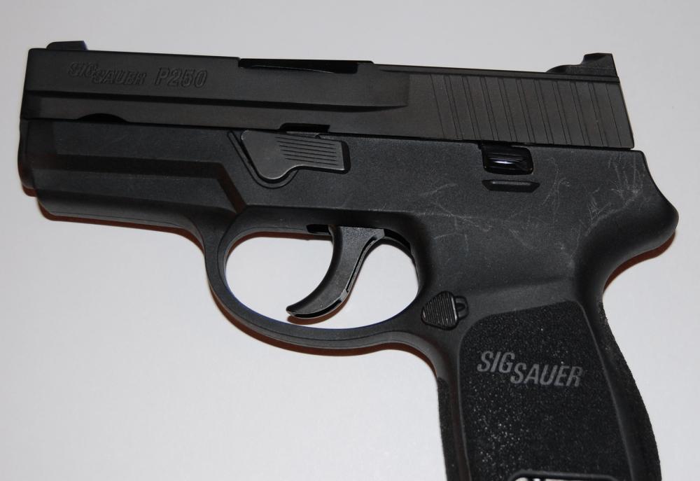 A Sig Sauer Gun On a Budget: Meet the P250 | The National Interest