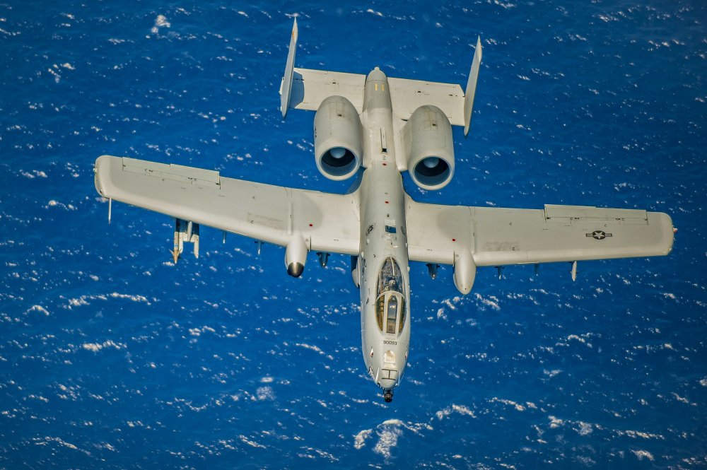 The A-10 Warthog Could Ravage North Korea  So Why Does the Air Force