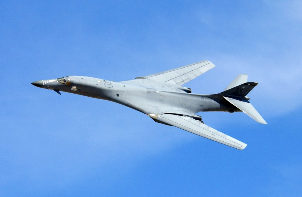 Everything You Need to Know: B-1B Bombers, F-15s and F-2