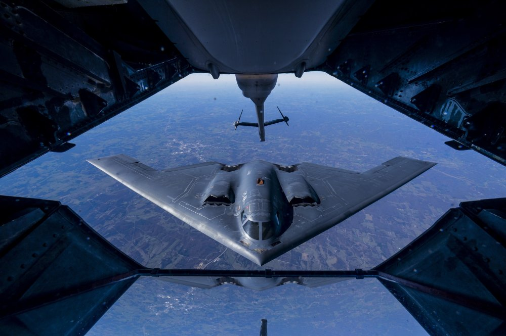 Forget the B-2 Bomber or F-35: Next Generation Stealth Might