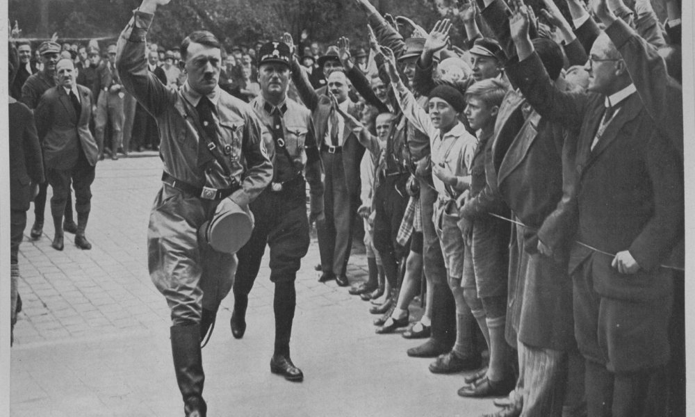 Crazy History: What Would Have Happened If Adolf Hitler ...