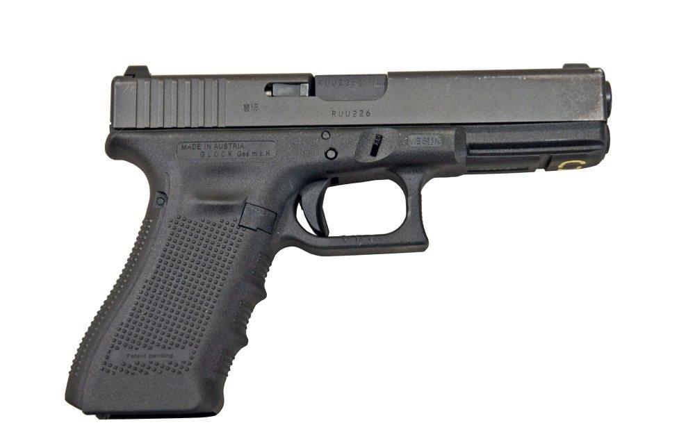 Glock 17 vs  Kel-Tec KMR-30: Battle of the High Capacity Pistols