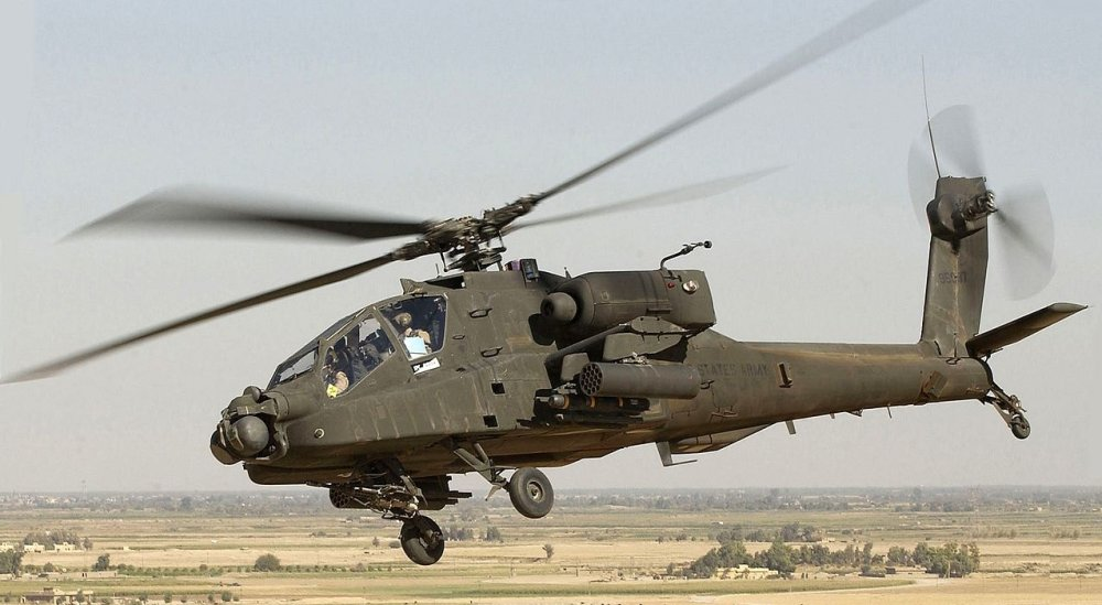 The U S  Army Has a Terrifying Idea to Turn Its Apache Helicopters