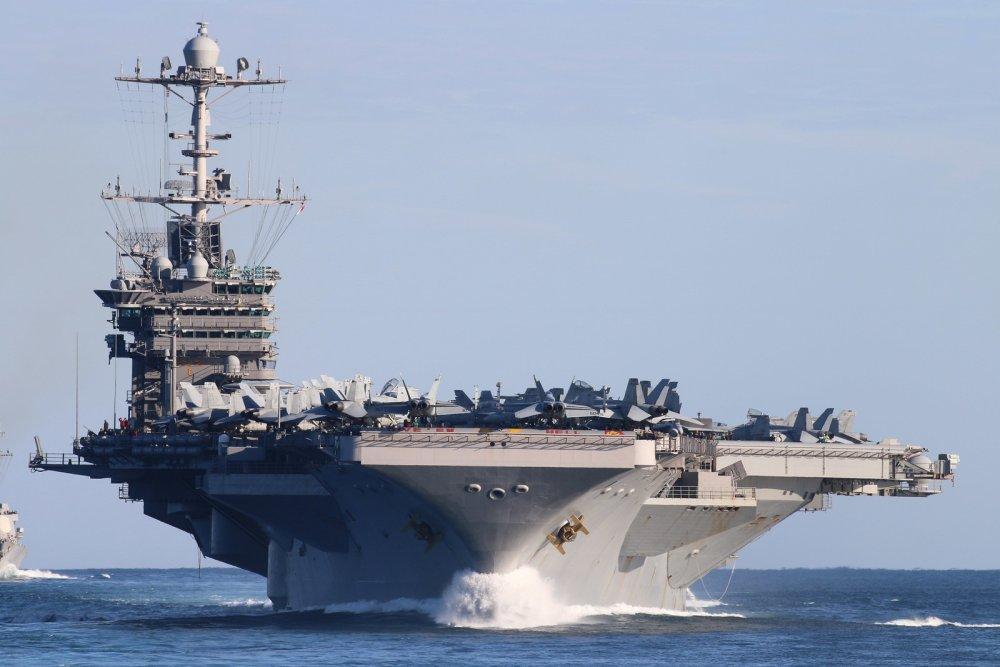 China pretende construir um porta-aviões de 85.000 toneladas