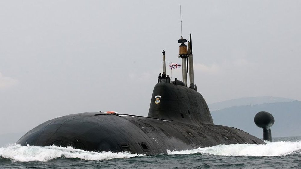Why the U S  Navy Fears Russia's Akula-Class Submarines