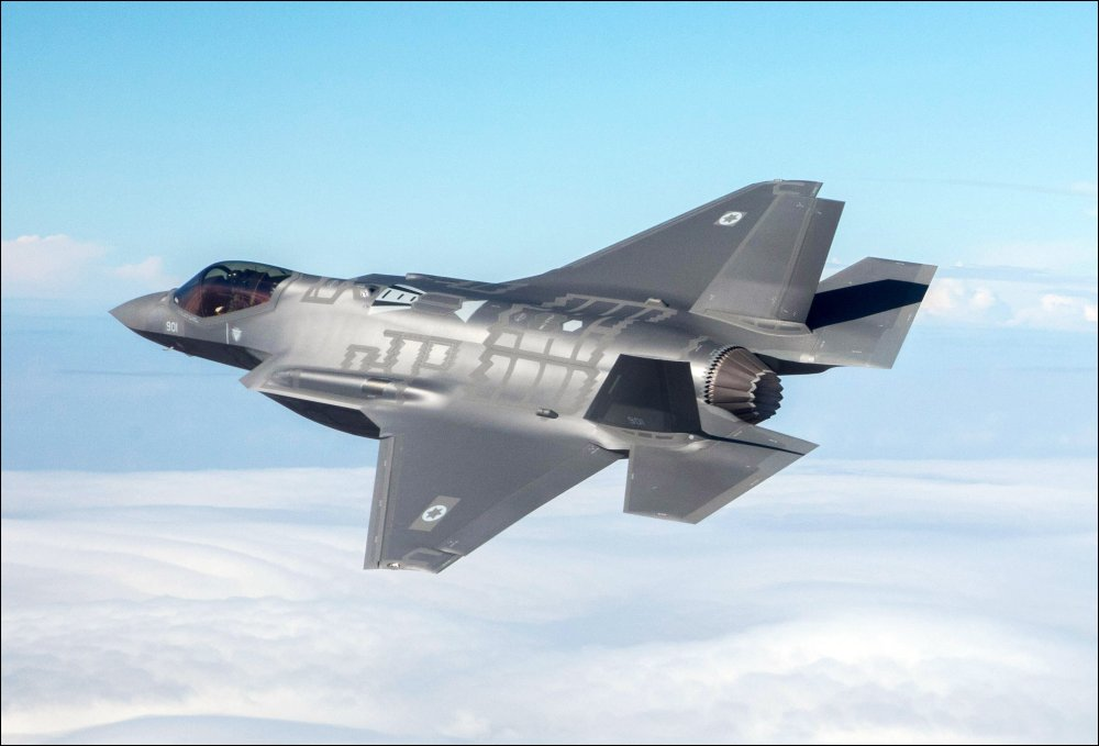 Israel Might Have the Ultimate Weapon: Custom-Built F-35