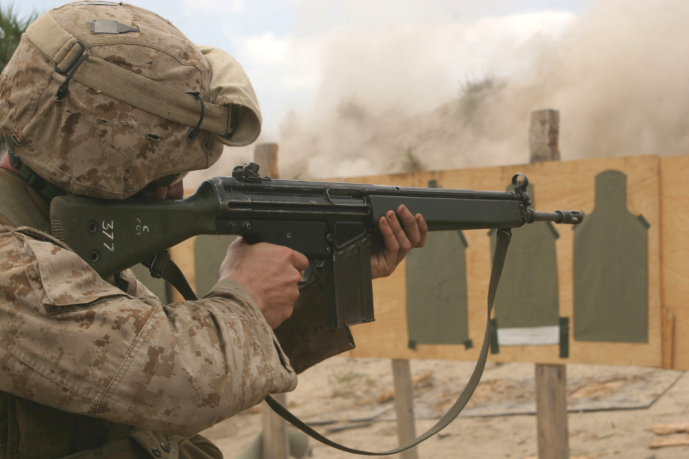 Meet the G3 Battle Rifle (And It's a Legend for a Reason