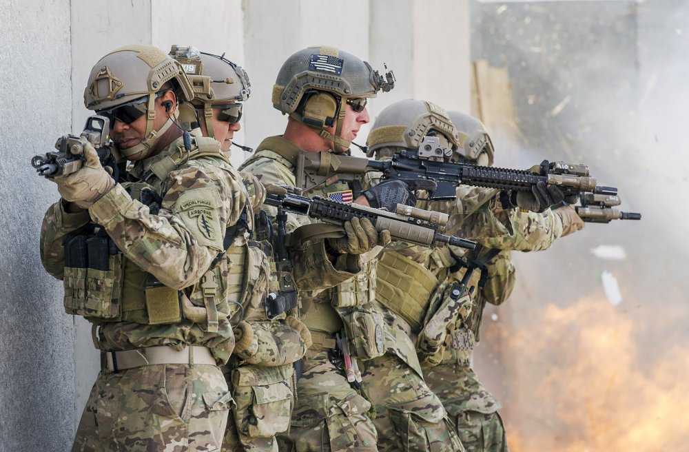 The U S  Military's Big Problem: An Addiction to Special Forces
