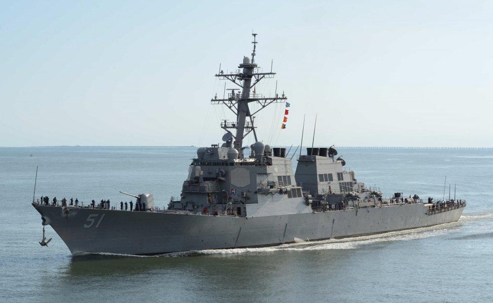 U S  Navy Destroyer Delays Could Mean More Copies of Older Ships