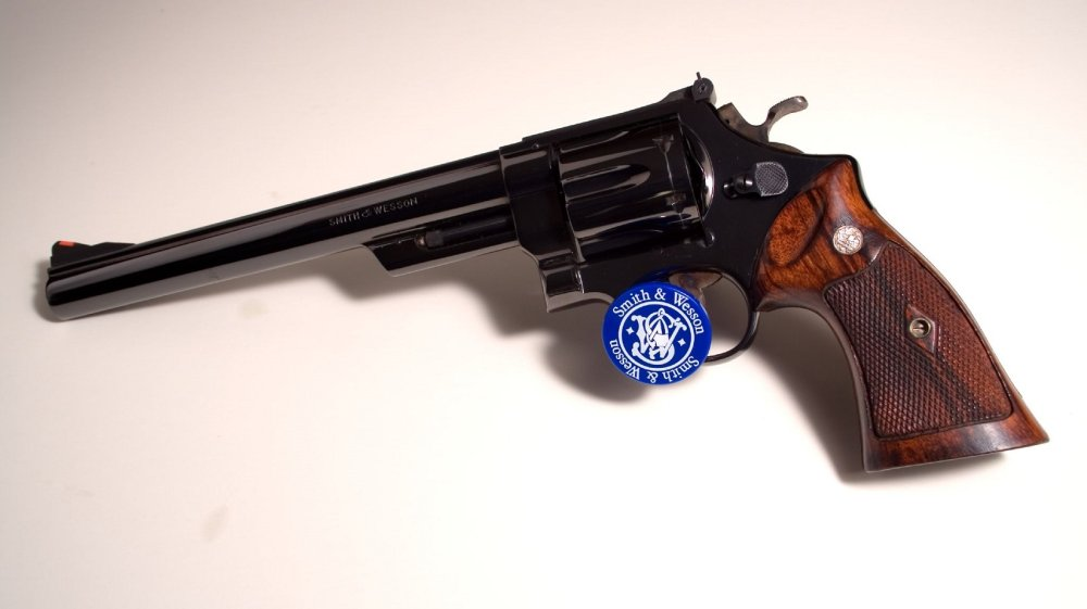 Smith & Wesson's  44 Magnum Model 29 Gun: Simply one