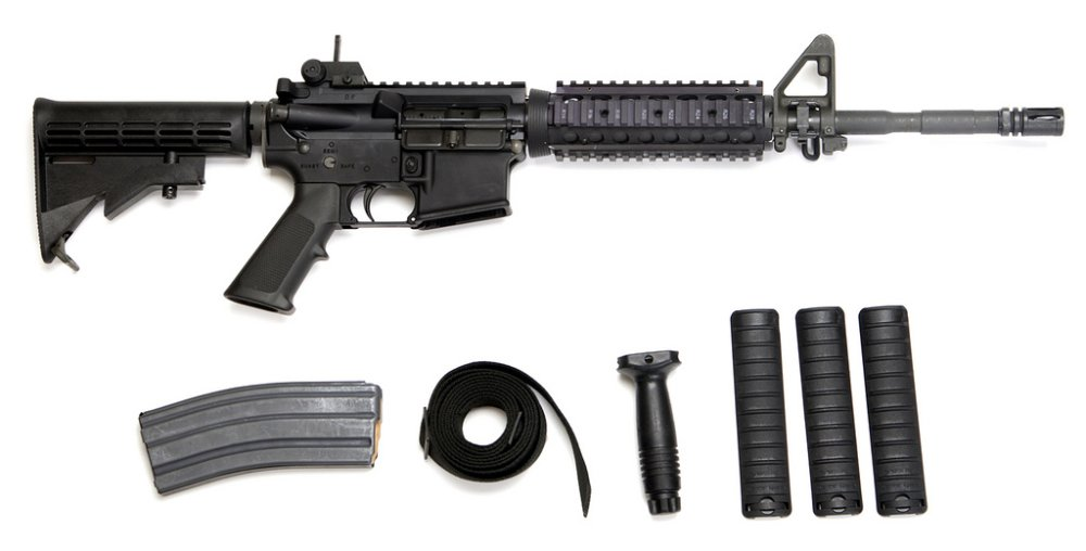 The M4 Carbine: The Gun the U S  Army Can't Do Without | The