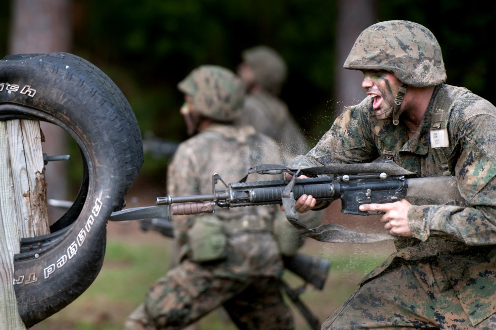How the 'Bayonet' May Make a Comeback in the U S  Military