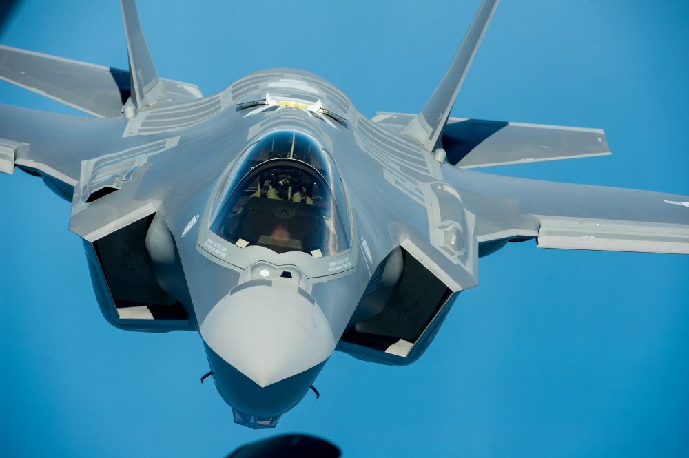 This Could Be a Problem: Here's Your Chance to Track an F-35 Stealth