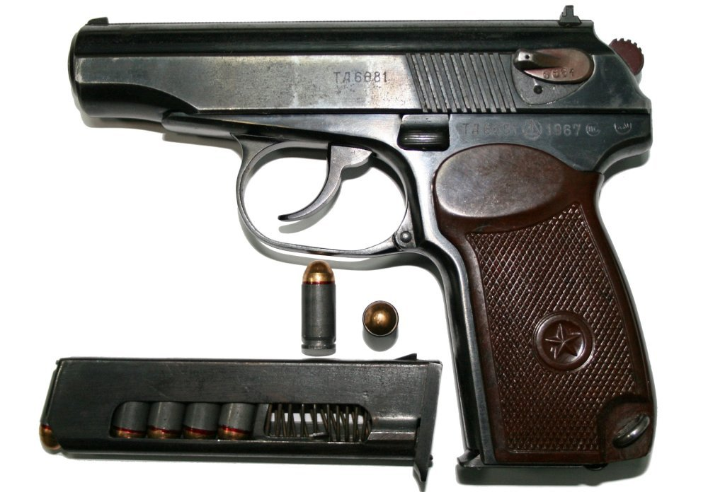 Meet the Makarov: This Gun From Russia Is the Elvis of