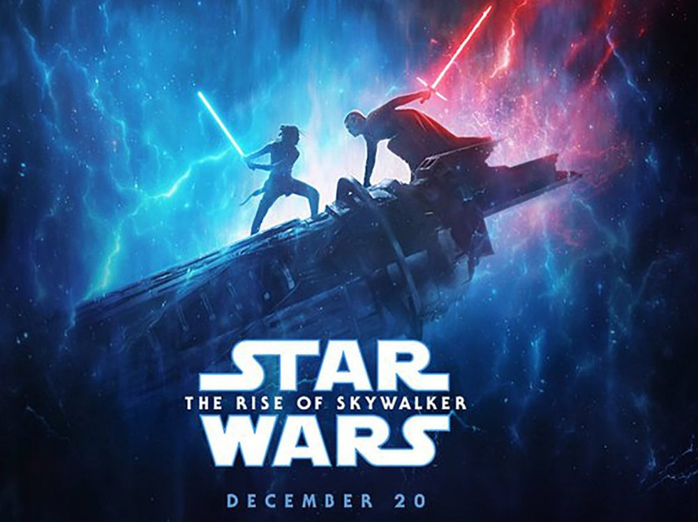 Final 'Rise of Skywalker' trailer debuts