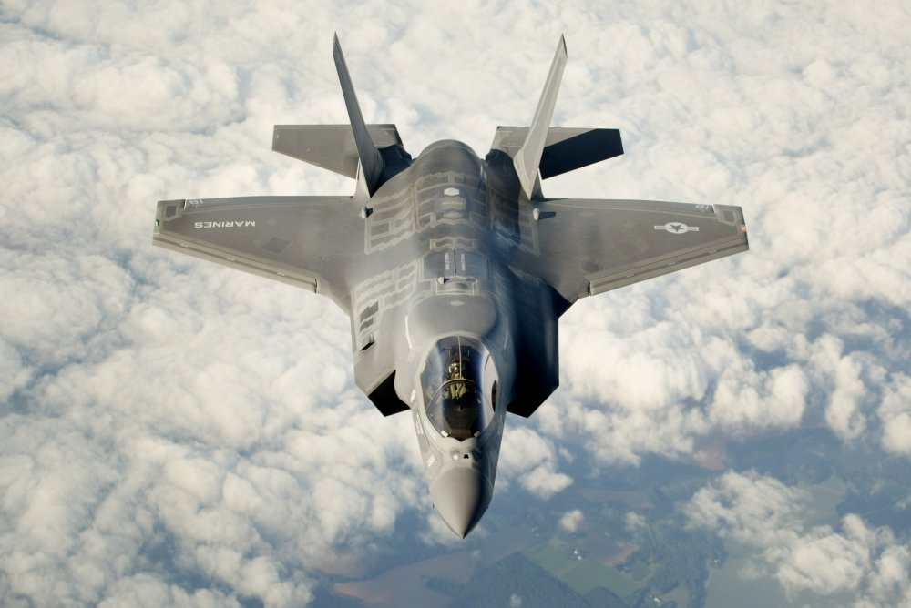The F-35 Is Old News: U S  Military Has Big Plans for a 6th