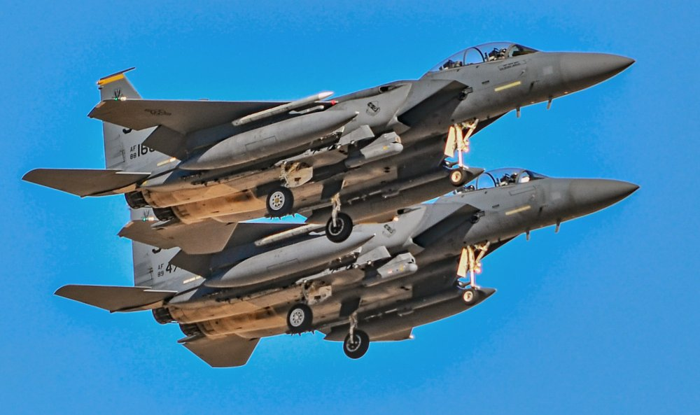 How an Old F-15 Just Might Kill Russia's New Stealth Su-57 in a