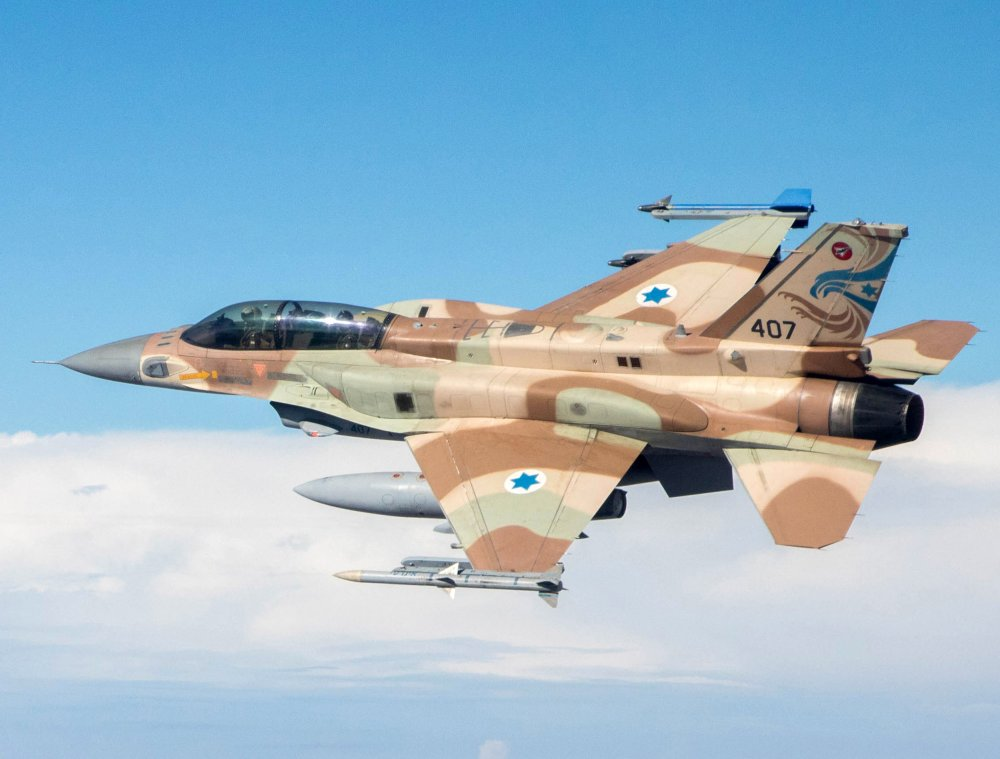 Israeli's Deadly Air Force Has Been Destroying Syria's Russian-Built
