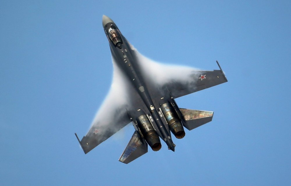 The IAF Hopes to Dodge Sanctions as Its Springs for Russian Missiles and MiG and Sukhoi Jet Fighters