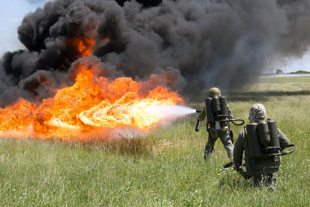 Why the Flamethrower Could Make the Ultimate Comeback | The