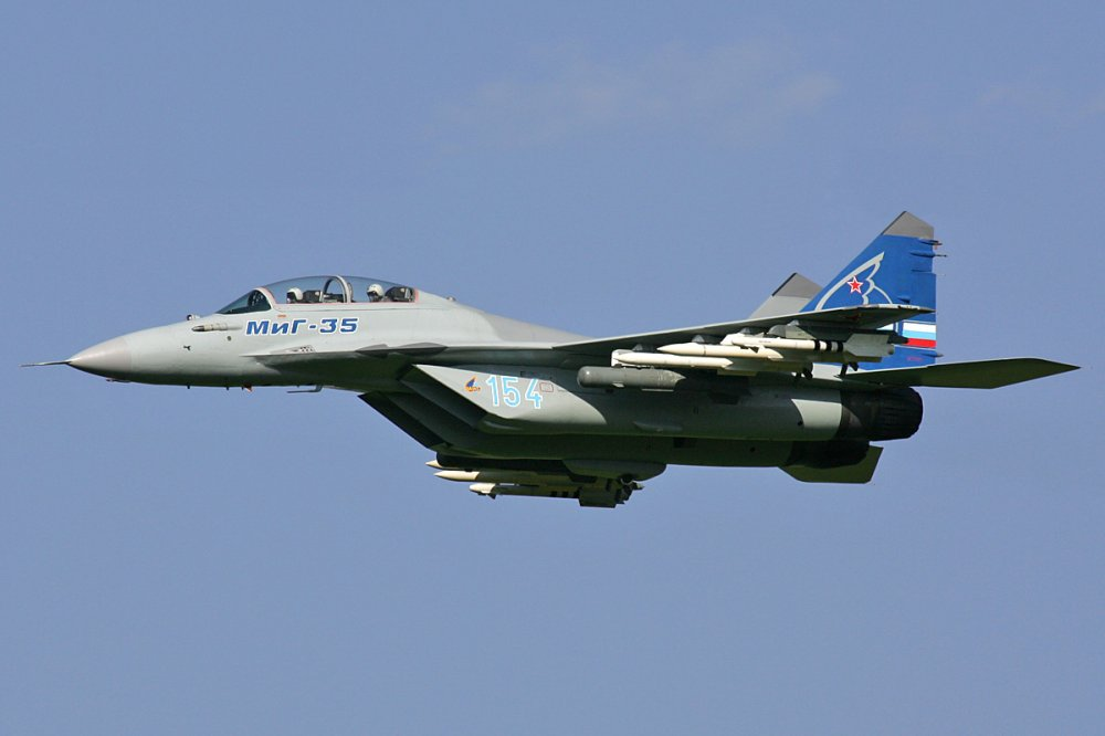 Russia's MiG-35 Has a Big Secret (And This Time NATO Will Be Very