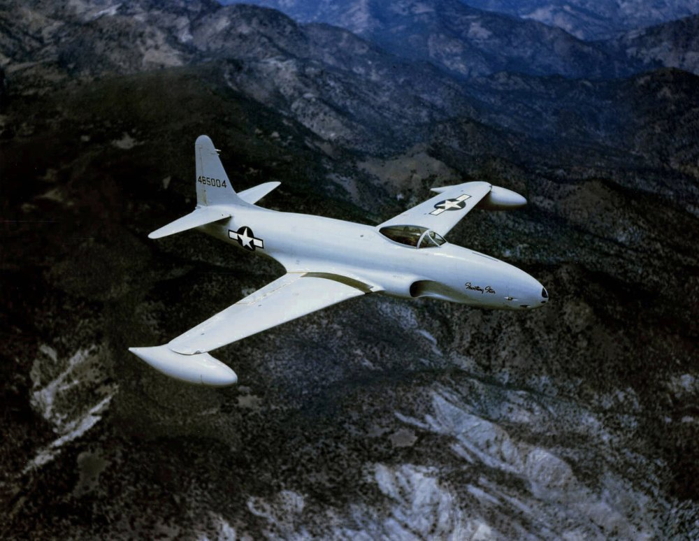 O primeiro caça a jato dos EUA combateu contra o MiG. E foi um desastre.