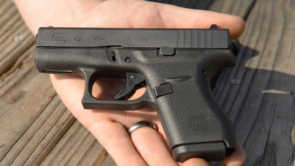 Mini Glock Gun: Why the Glock 42 Is One Dangerous Weapon