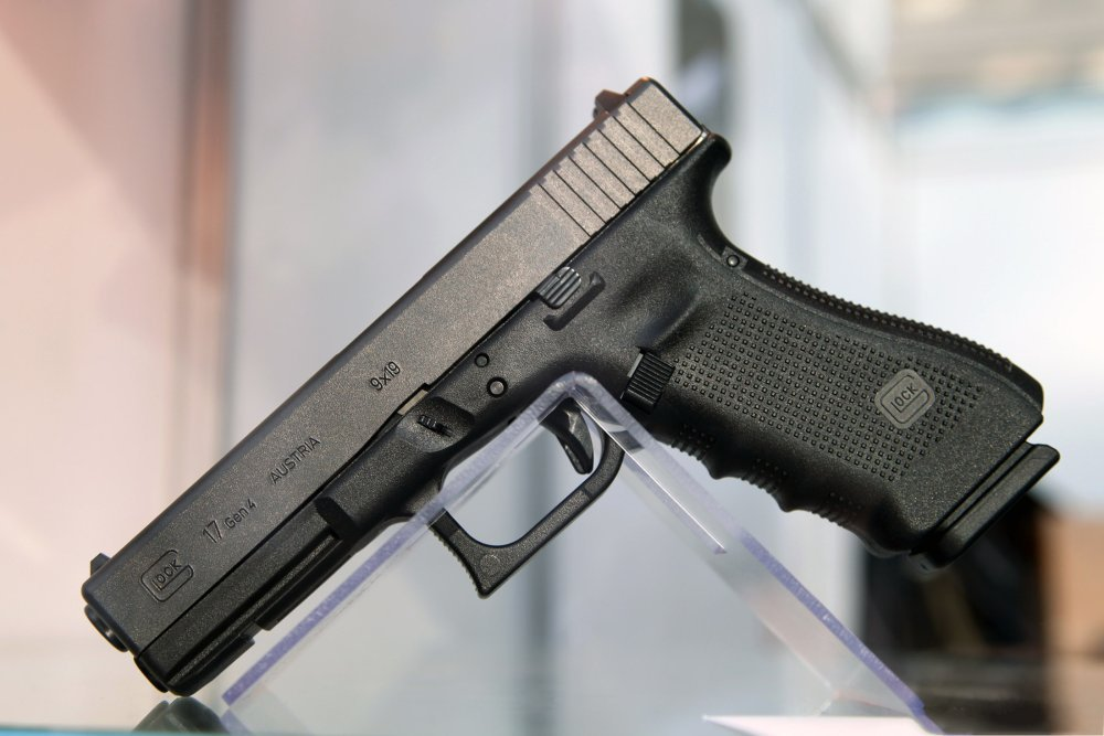 5 Best Semiautomatic Handguns on the Planet (Glock and
