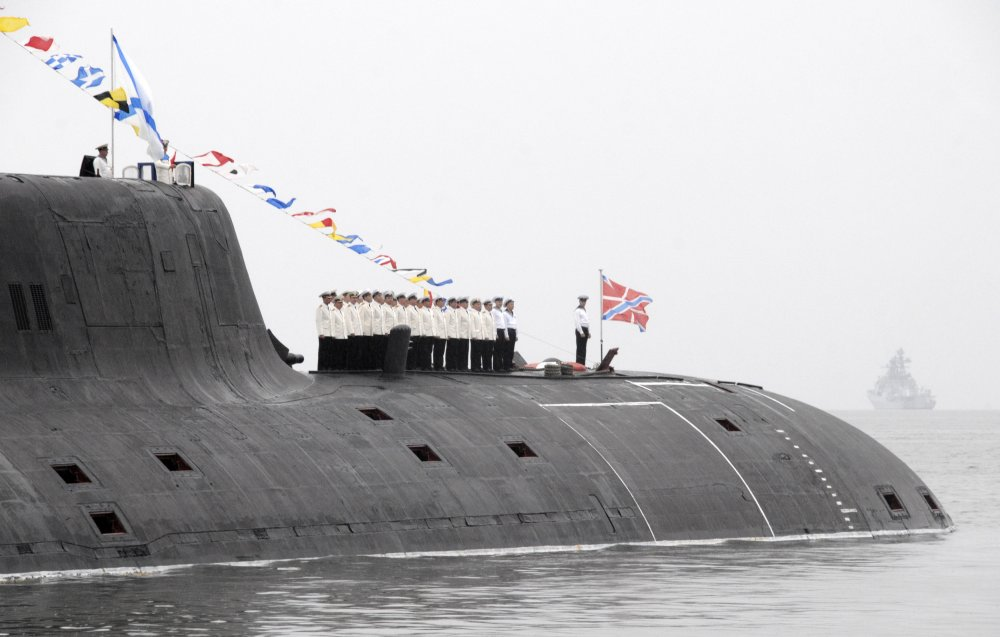 Russia Has a Dead Nuclear Submarine That Was Never Recovered
