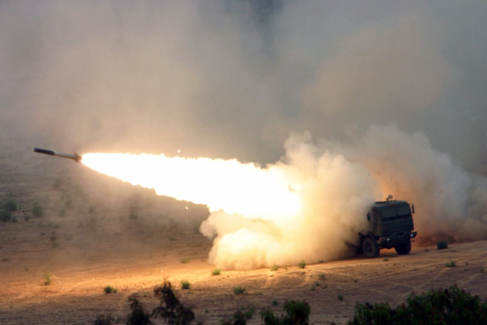 U S  Marines Can Now Bombard Enemies with Guided Artillery
