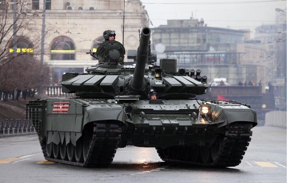 A New Report Names a Key Part of Russia's Military a
